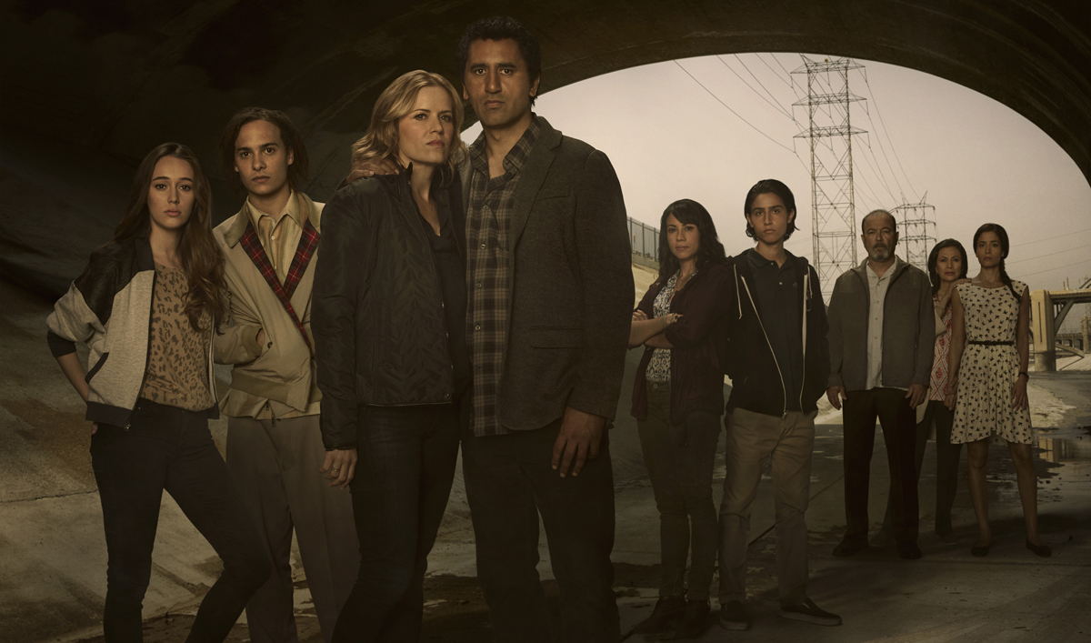 stephen yasko talks about the failure of Fear The Walking Dead
